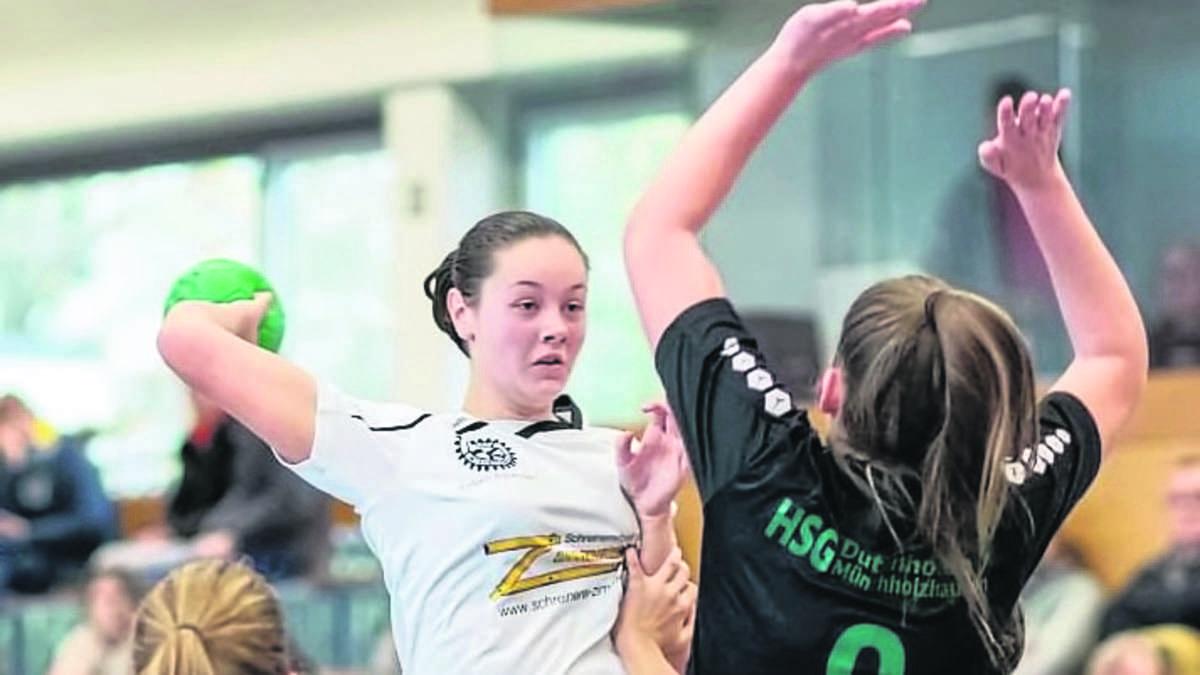 Handball Oberliga B-und C Juniorinnen HSG Twistetal gegen Dutenhofen und Bensheim | Lokalsport - wlz-online.de