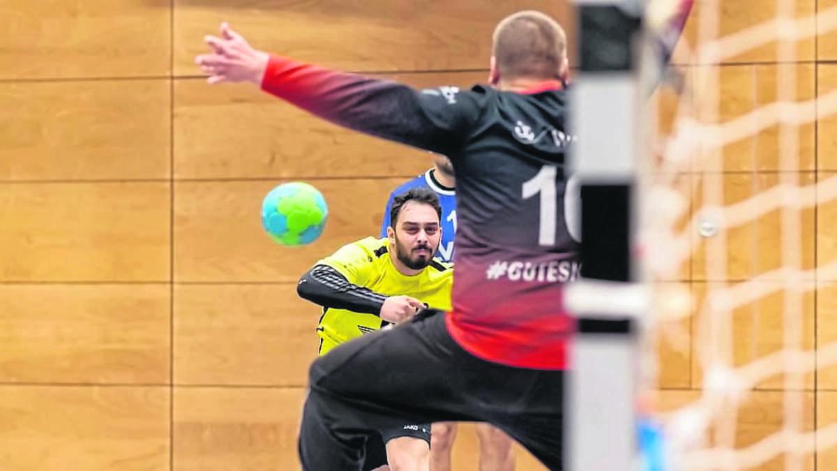 Handball Bezirksoberliga Hessen Spielplan