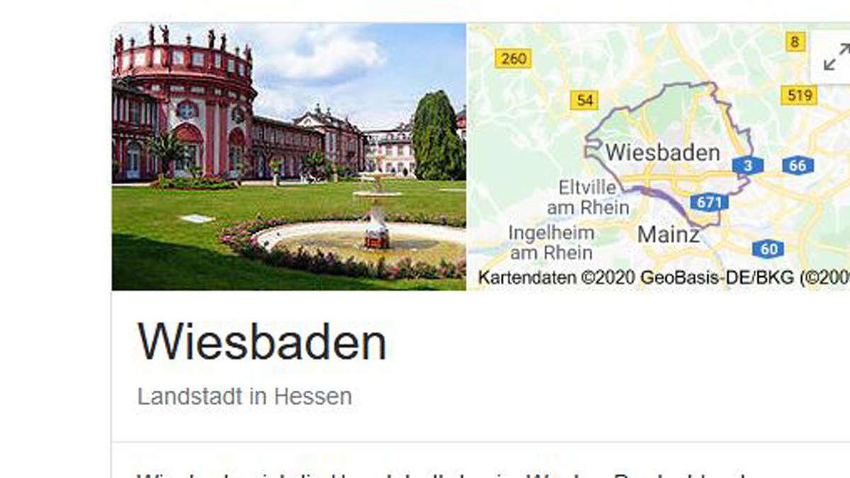 Google Wetter Mainz
