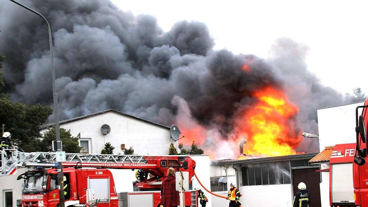 Kassel Feuer