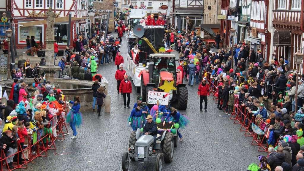 Hessen Karneval