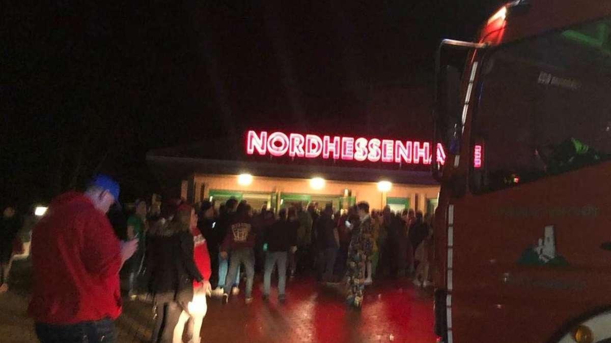 Nordhessenhalle Volkmarsen