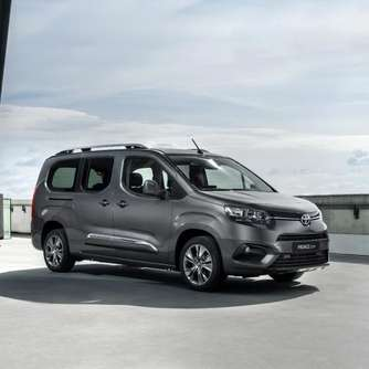 Toyota ProAce City kommt im April