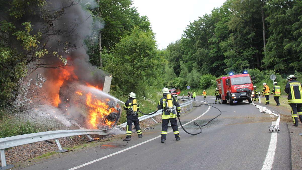 Unfall Bei Kassel