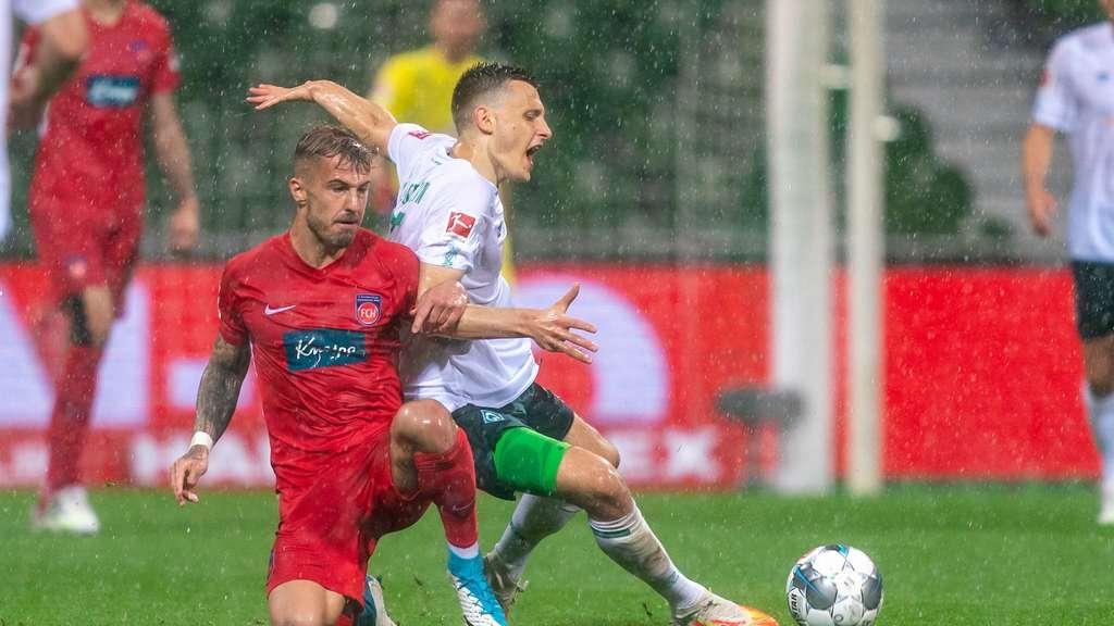 Werder Bremen Heute Gespielt