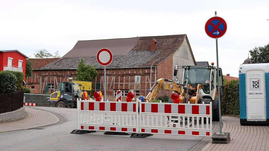 Aktuelle Baustellen In Hessen