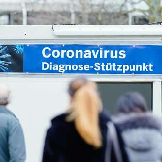 Grippe oder Covid-19? Diagnose anfangs knifflig