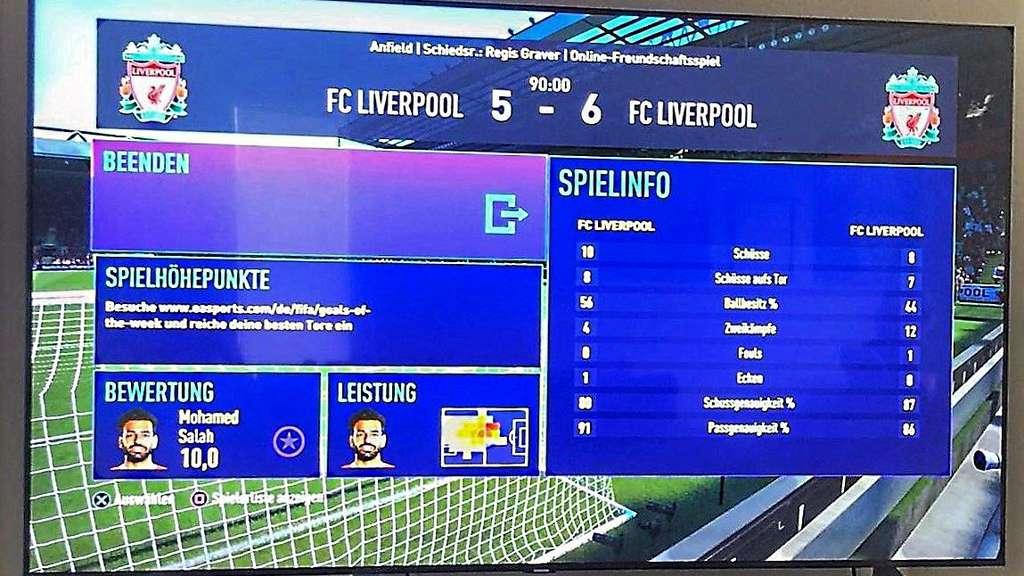 Soccer Ergebnisse