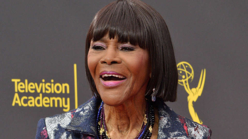 Cicely Tyson bei den Creative Arts Emmy Award in Los Angeles