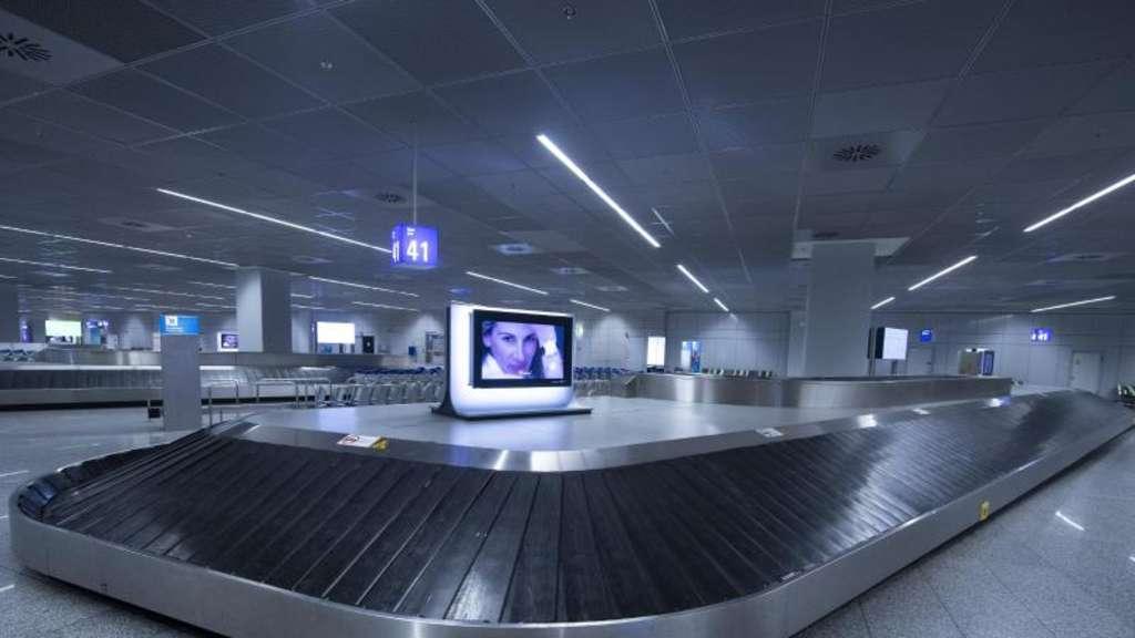 Geld Wechseln Flughafen Frankfurt